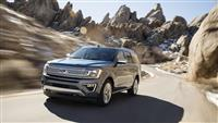 2018 Ford Expedition image.