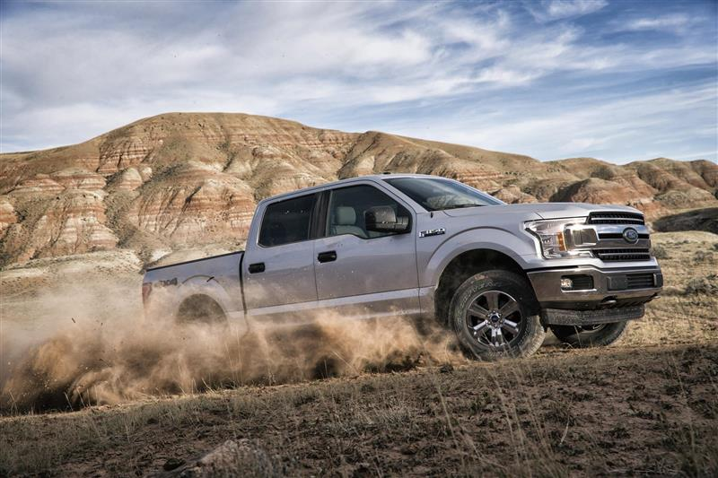 2018 Ford F-150 Image