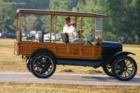1923 Ford Model T Hack Hercules image.