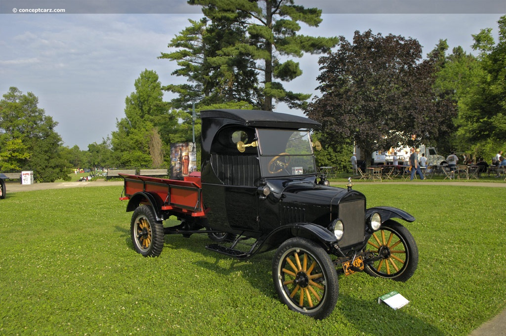 1924 Ford Model T Image