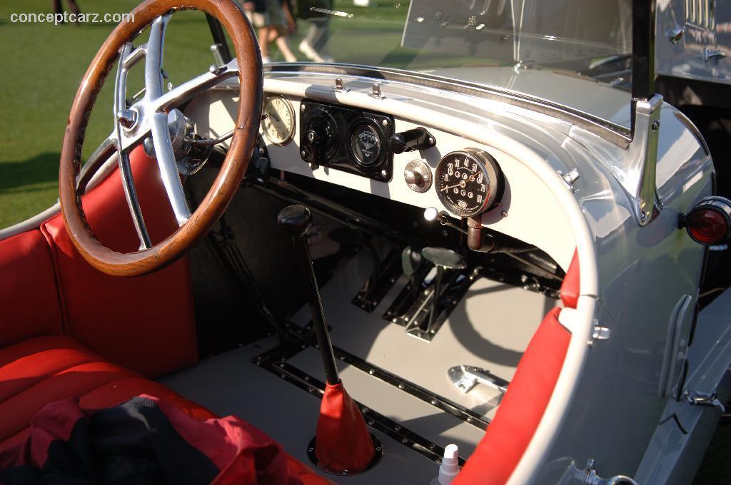 1924 Ford Mercury Speedster Conceptcarz Com