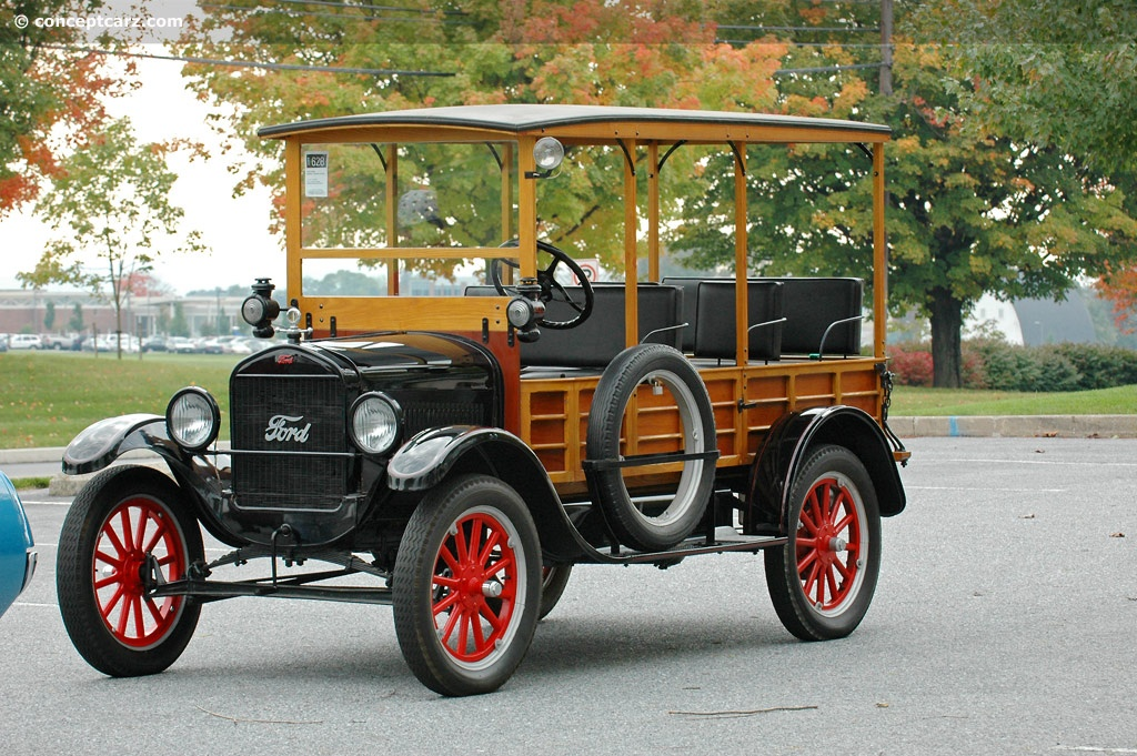 Auction Results And Data For 1926 Ford Model T