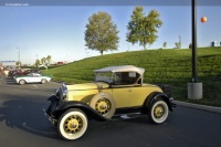 1930 Ford Model A image.