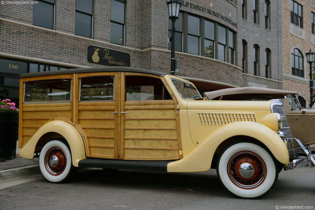 note The images shown are representations of the 1935 Ford ... : 1935 ford car - markmcfarlin.com