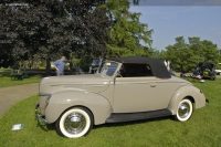 1939 Ford DeLuxe V8 Model 91A