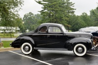 1939 Ford DeLuxe V8 Model 91A image.