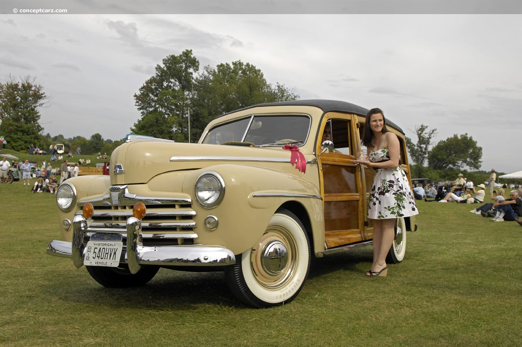 Ford Super Deluxe Sw Dv Gg A on Ford Flathead V8 Engine