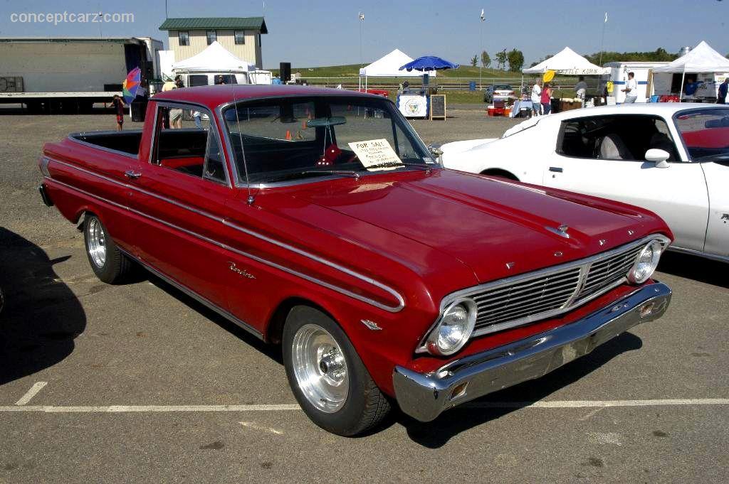 1965 Ford Falcon Ranchero | Conceptcarz.com
