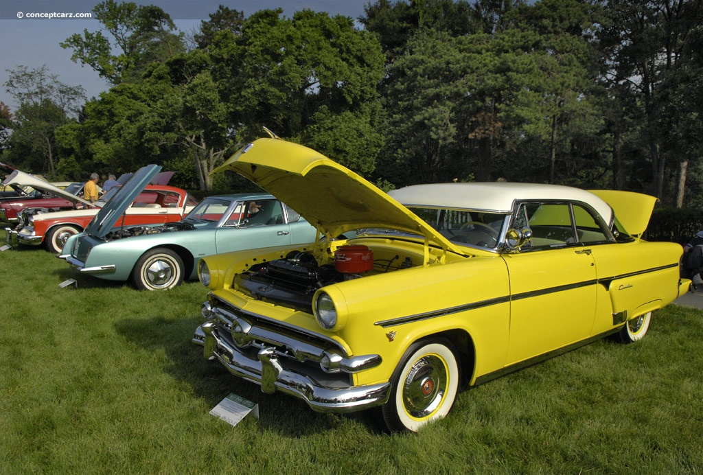 Ford Crestline pictures and wallpaper & 1953 Ford Crestline Pictures History Value Research News ... markmcfarlin.com