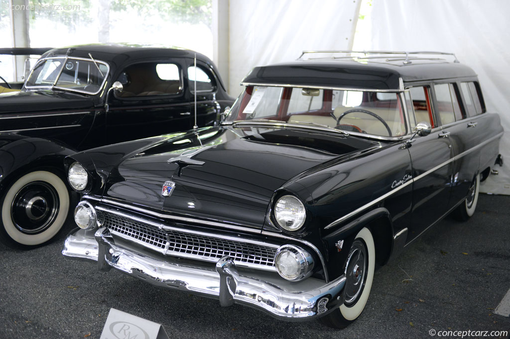 1955 ford station wagon for 1955 ford 2 door wagon