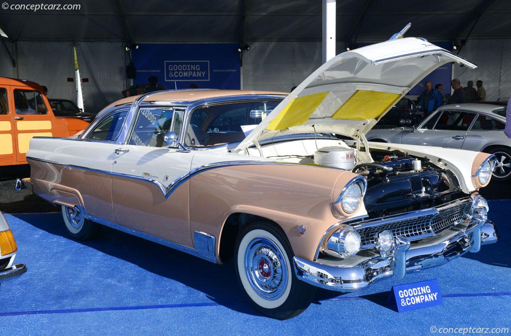1955 Ford Fairlane  conceptcarzcom