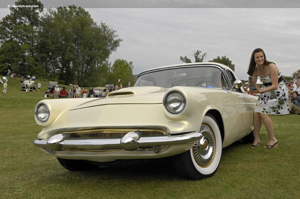 1955 ford thunderbird. Black Bedroom Furniture Sets. Home Design Ideas