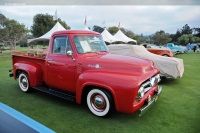 1955 Ford F-100 image.