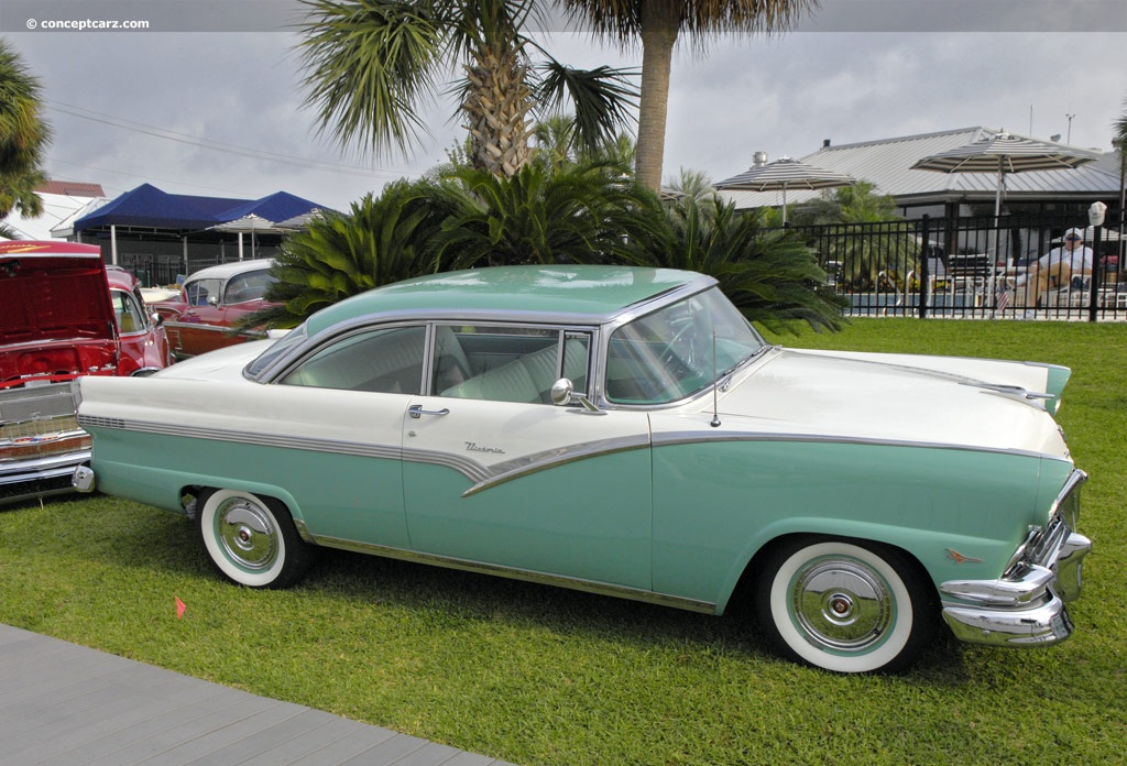Auction Results And Data For 1956 Ford Fairlane Conceptcarz Com