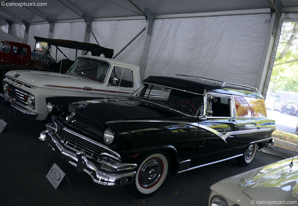 1956 ford courier pictures history value research news. Black Bedroom Furniture Sets. Home Design Ideas