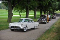 1957 Ford Thunderbird image.