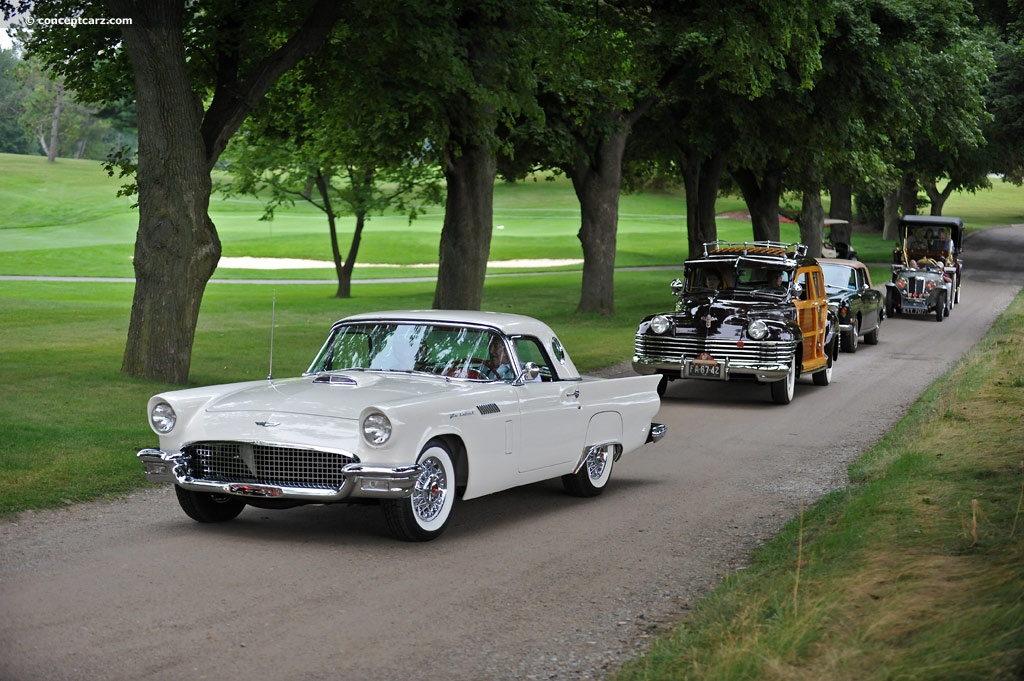 Ford Thunderbird pictures and wallpaper
