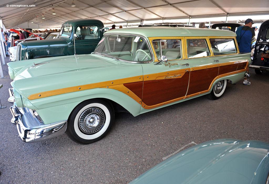 1957 Ford Station Wagon For Sale | Autos Weblog