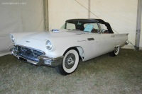 1957 Ford Thunderbird Model F image.