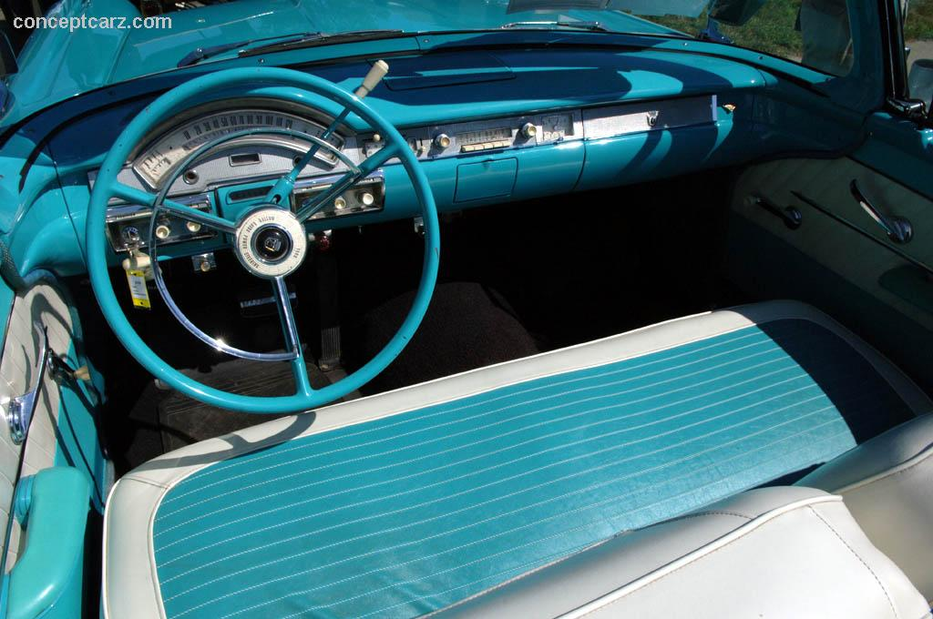 Restored 58 Ford Fairlane Sunliner Convertible EXTRA NICE!