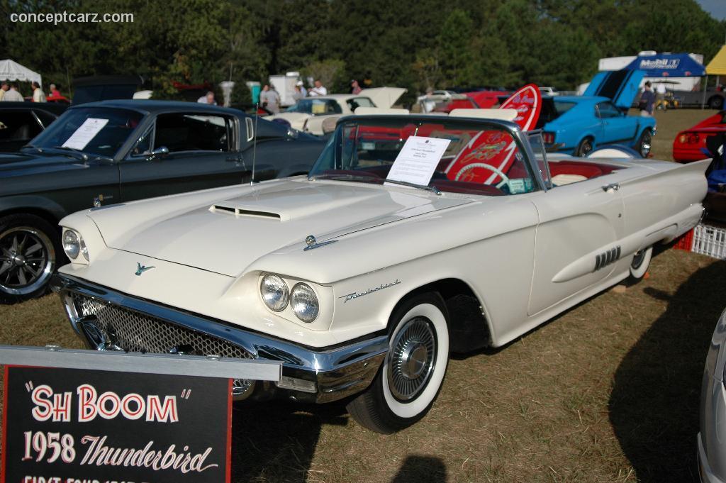 Ford Thunderbird Dv Hh Qs