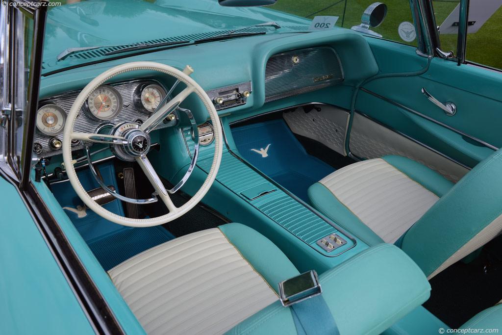 1959 Ford Thunderbird - conceptcarz.com