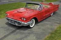 1960 Ford Thunderbird image.