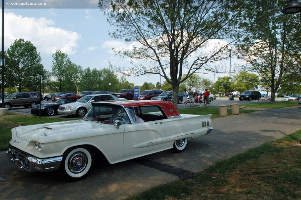 1960 ford thunderbird at the 19th annual concours d 39 elegance of the easte. Cars Review. Best American Auto & Cars Review
