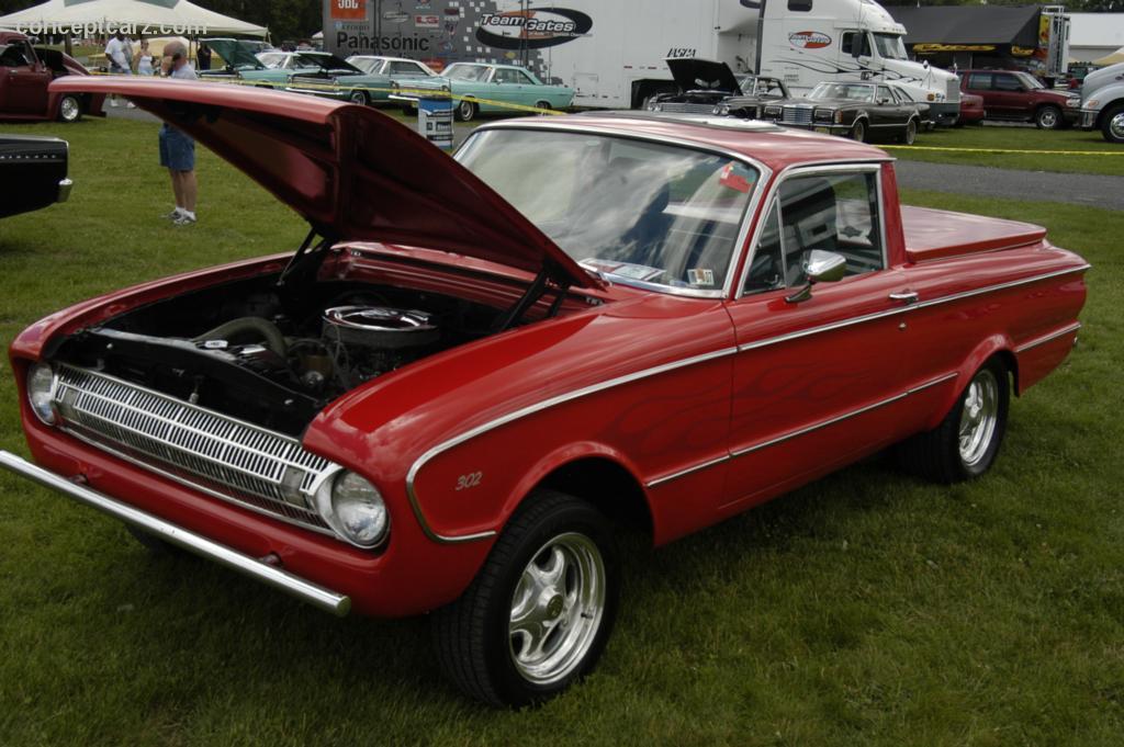 1960 Ford Falcon Ranchero For Sale