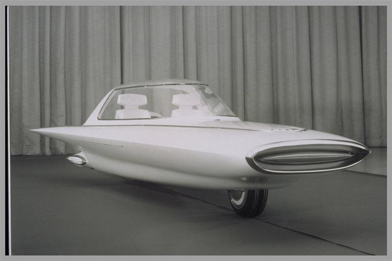 1961 Ford Gyron Concept pictures and wallpaper