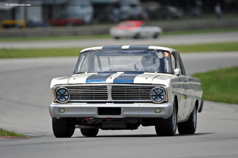 EventVehicle on 1963 ford falcon sprint specifications