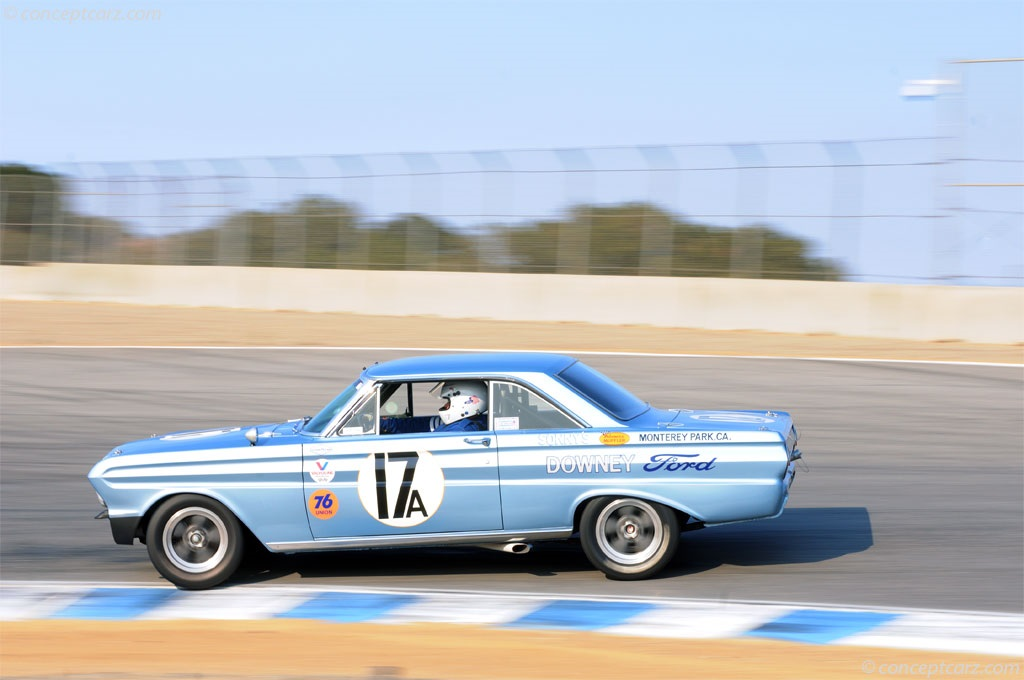 Ford Falcon on 1963 ford falcon sprint model
