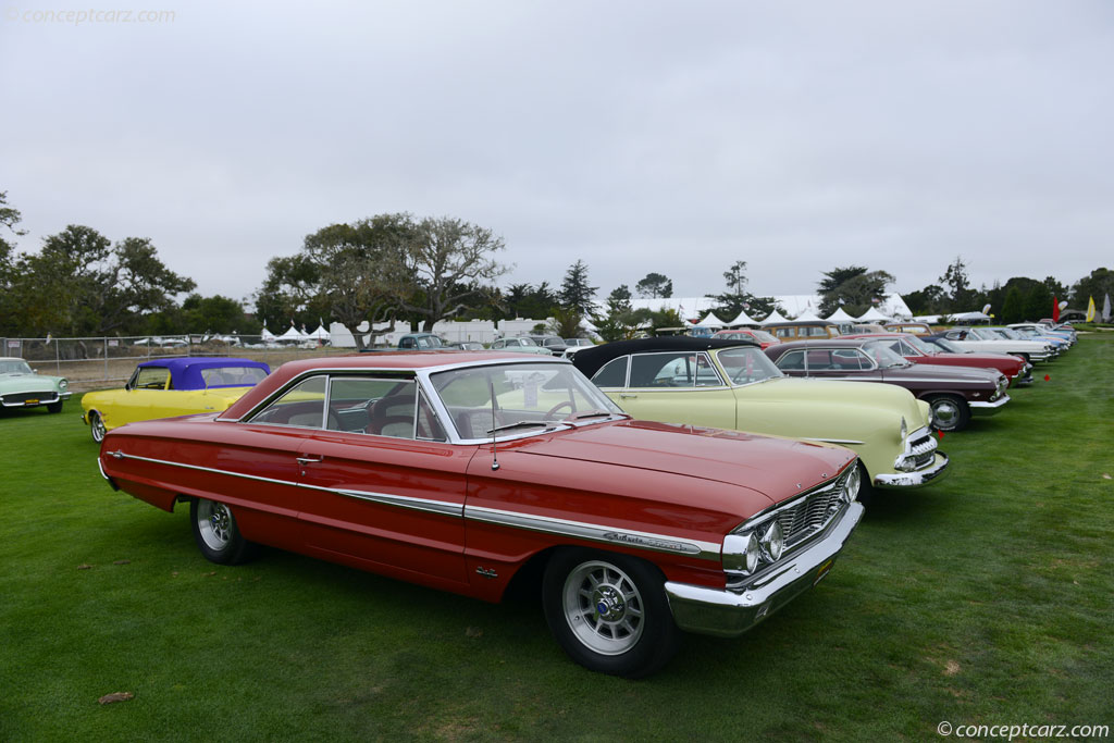 Auction results and data for 1963 Ford Galaxie  conceptcarzcom