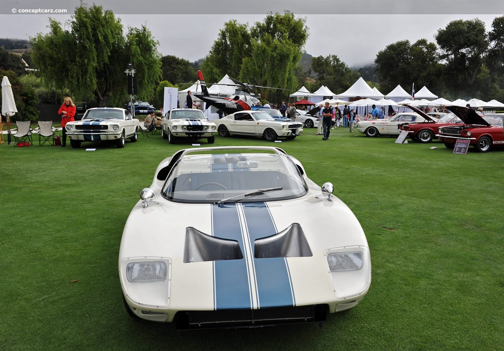 1965 Ford GT40 Image
