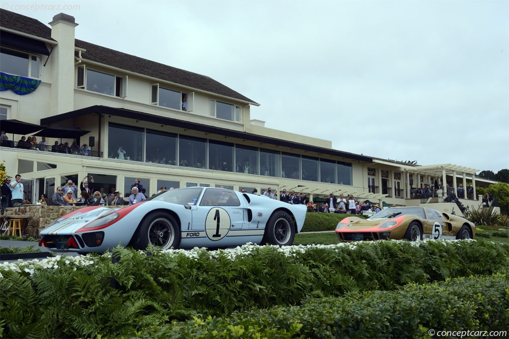 Ford GT40 pictures and wallpaper