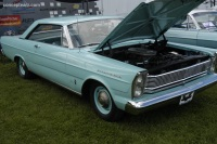 1965 Ford Galaxie image.