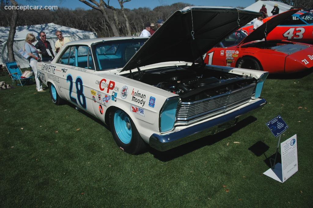 Atlanta Falcons Wallpaper Engine: 1965 Ford Moody Galaxie NASCAR