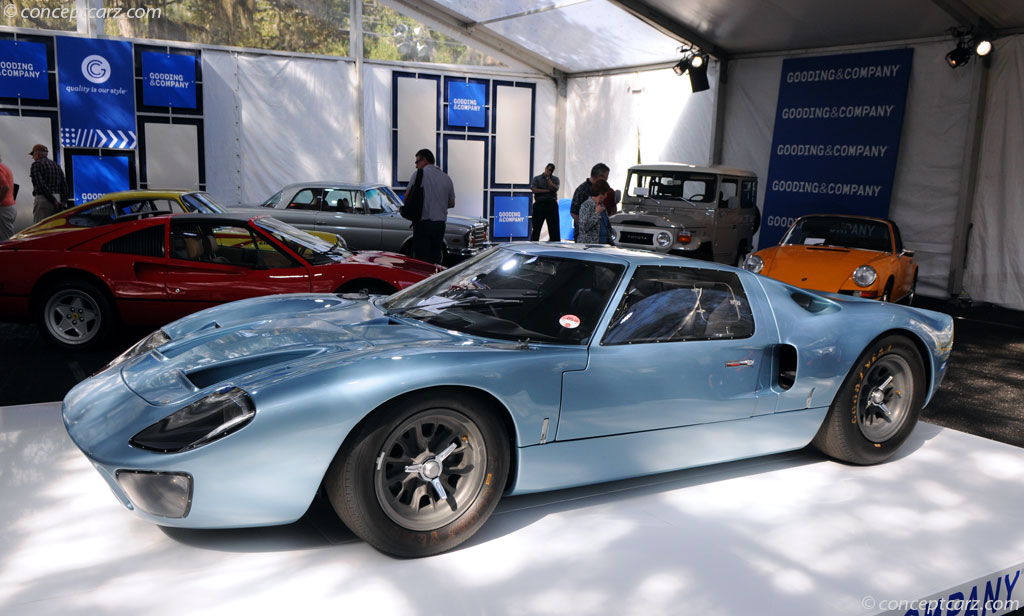 chassis number gt40 p1065 engine number sgt 27