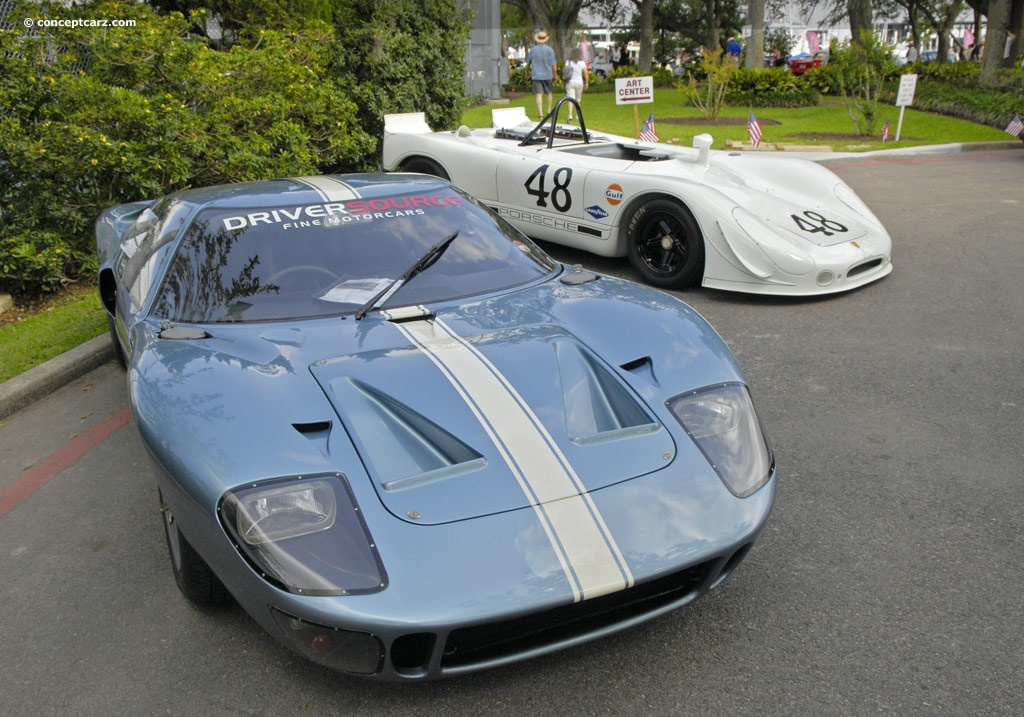 chassis number gt40 p1065 engine number sgt 27 - 1966 Ford Gt40 Mk1