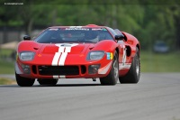1966 Ford GT40 image.