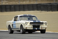 1966 Shelby Mustang GT350-R image.