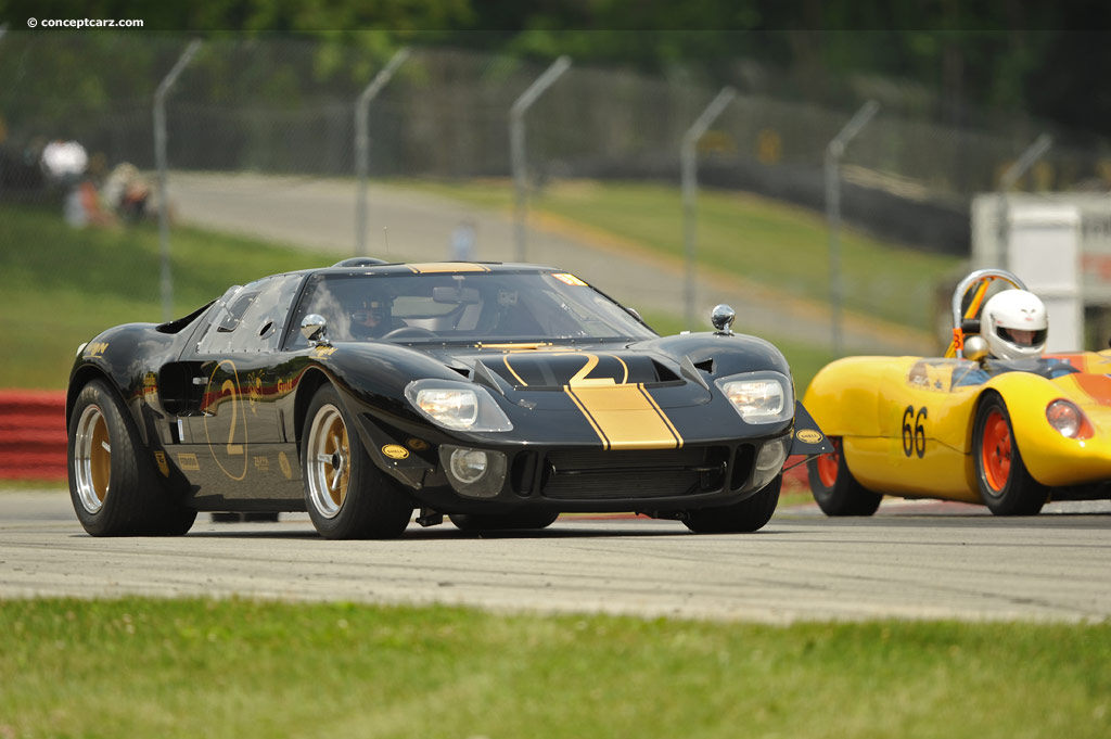 1966 ford gt40 image