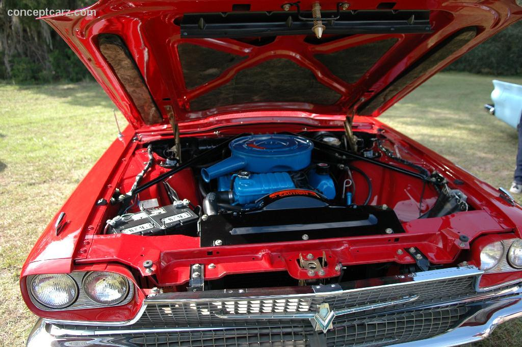 1966 Ford Thunderbird ... & 1966 Ford Thunderbird at the Hilton Head Island Concours Car Club ... markmcfarlin.com