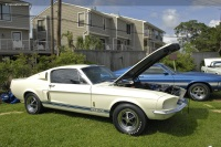 1967 Shelby Mustang GT 350 image.