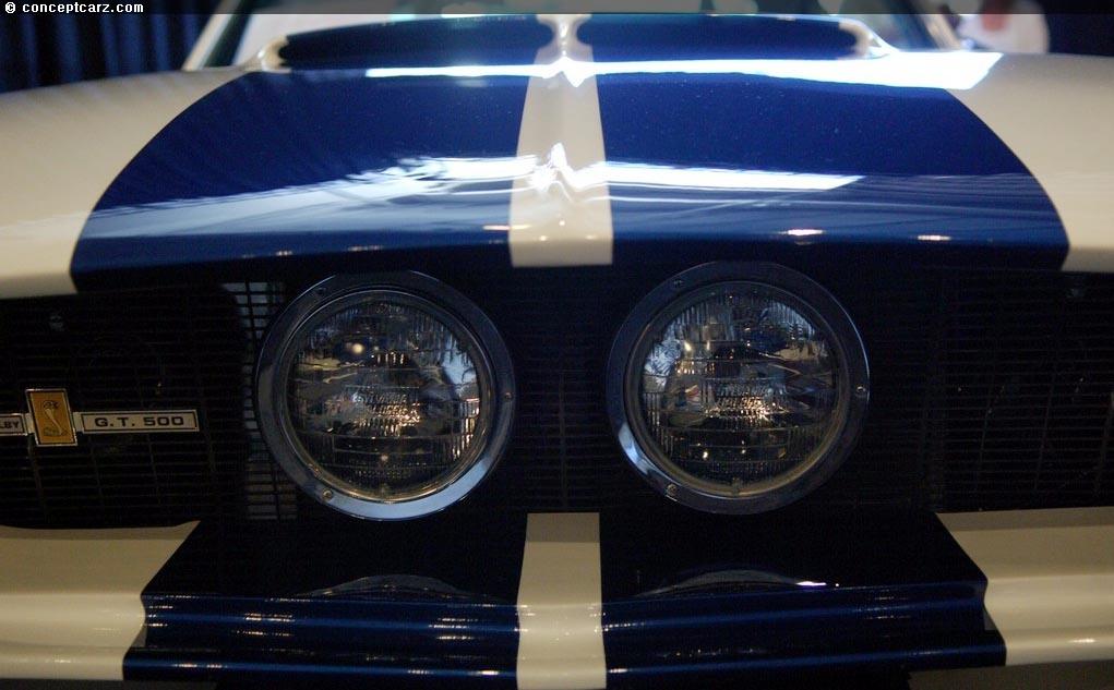1967 Shelby Mustang GT 500  conceptcarzcom