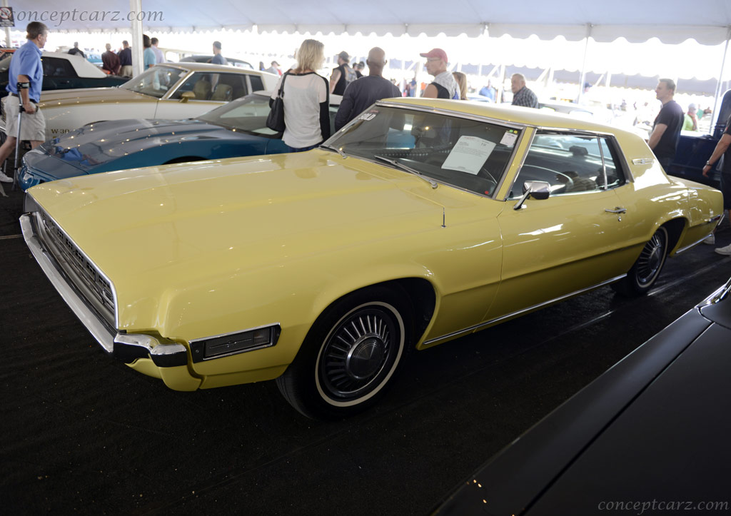 Auction Results And Data For 1968 Ford Thunderbird
