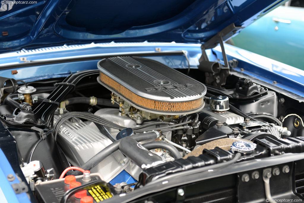 1968 Shelby Mustang GT 500  conceptcarzcom
