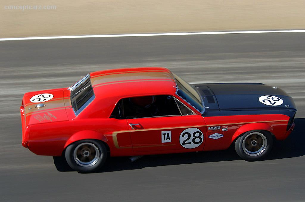 Ford Mustang Num Dv Mhr