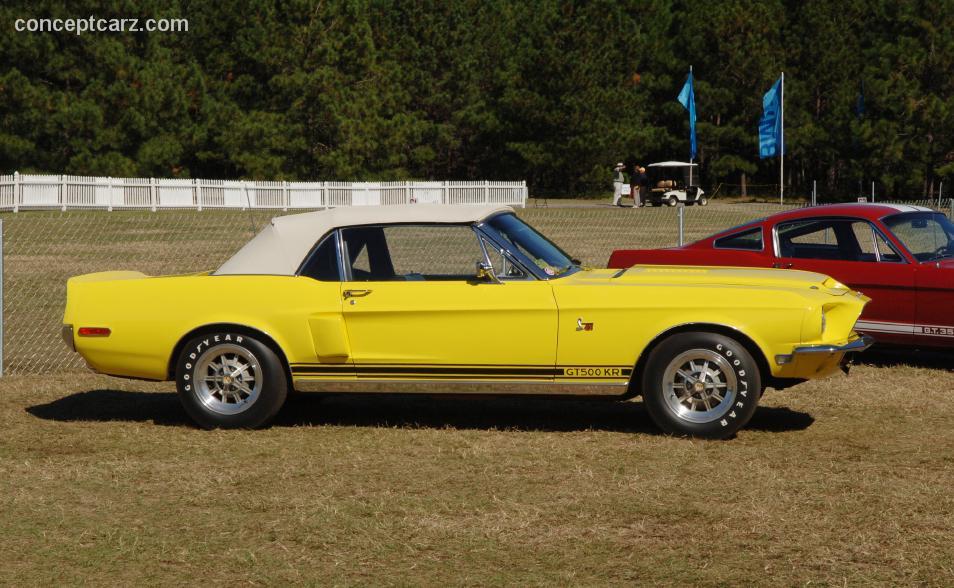 1968 Shelby EXP 500 fails to sell at Barrett-Jackson despite $1.8 ...