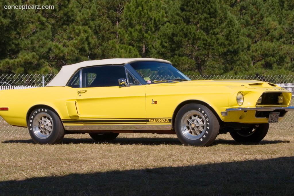 1968 Shelby Mustang GT500 KR Image